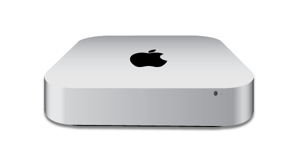 mac mini 2 6ghz i7 late 2012 ipowerresale. Black Bedroom Furniture Sets. Home Design Ideas
